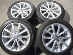 Audi. 8.5x17, 5x112.00, ET50
