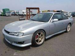 Nissan Silvia. S14, SR20DE