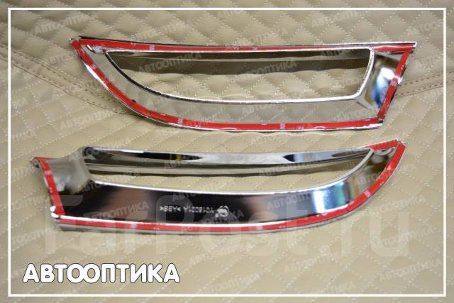 Накладка декоративная. Honda CR-V, RE5, RM1, RM4 Двигатели: K24A, R20A, R20A9