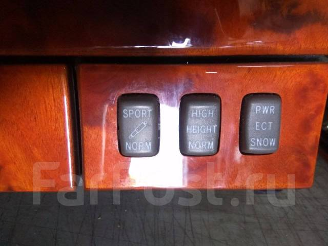 Кнопка управления дверями. Toyota Celsior, UCF31, UCF30 Lexus LS430, UCF30 Двигатель 3UZFE