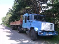 ЗИЛ 4331. Срочно продаётся грузовик с полуприцепом прицеп АДАЗ, 9 000 куб. см., 20 000 кг.