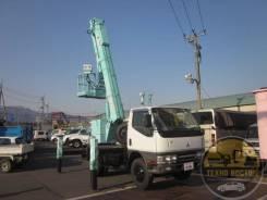 Mitsubishi Canter. Mitsubishi Fuso Canter, 5 200 куб. см., 15 м. Под заказ