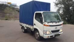 Toyota Dyna. Toyota DUNA, 4 613 куб. см., 2 000 кг.