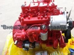 Двигатель Cummins EQB125-20 (4BT 3.9L, 6BT 5.9L)