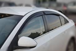 Ветровик на дверь. Chevrolet Cruze, J305, J300 Двигатели: F16D3, F18D4, Z18XER