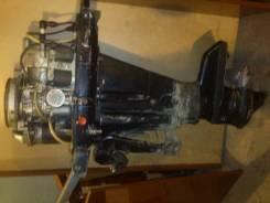 Вихрь. 30,00л.с., 2х тактный, бензин, нога S (381 мм), Год: 1990 год