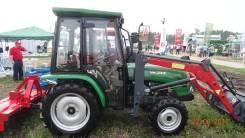 Deutz-Fahr SH-244, 2016. Мини-трактор Deutz-Fahr SH-244 (25л. с., 4WD), от дилера