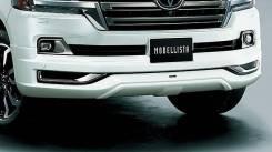 Обвес Modellista на Toyota Land Cruiser 200 2016- (цвет 070) D2530-49320-A0