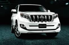 Обвес Modellista на Toyota Land Cruiser Prado 150 (цвет 202) D2530-41710-C0