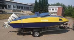 Николь-Н Фаворит. Год: 2008 год, длина 6,50м., двигатель подвесной, 200,00л.с., бензин