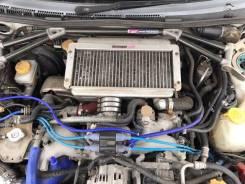 Интеркулер. Subaru Forester, SF5 Subaru Impreza WRX STI, GC8, GF8