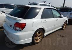 Обвес кузова аэродинамический. Subaru Impreza WRX, GGA Subaru Impreza, GG3, GG2, GGA, GG9 Двигатели: EJ205, EJ204, EJ152