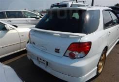 Дверь багажника. Subaru Impreza WRX, GGA Subaru Impreza, GG3, GG2 Двигатель EJ152