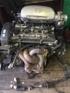 Двигатель в сборе. Toyota Caldina, ST215G, ST215 Двигатель 3SGE