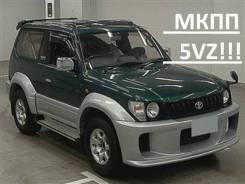 Toyota Land Cruiser Prado. RZJ95, 5VZ
