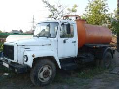 ГАЗ 3309. Продается ассенизатор на базе ГАЗ3309, 4 750 куб. см.