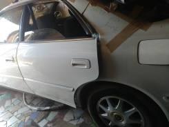 Дверь зад. левая 051 Toyota Mark II, JZX100