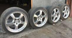Продаю разноширые колёса на мерседес. 8.5x18 5x112.00