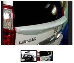 Спойлер. Lexus GX460 Toyota Land Cruiser Prado