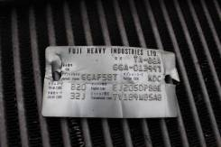 АКПП. Subaru Impreza WRX, GGA Двигатель EJ205