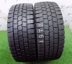Dunlop SP LT 02. Зимние, без шипов, 2015 год, износ: 20%, 2 шт