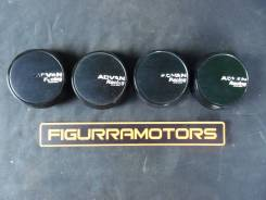 "Figurramotors Заглушки ЦО для дисков Advan Racing [628]. Диаметр 17"", 1 шт."