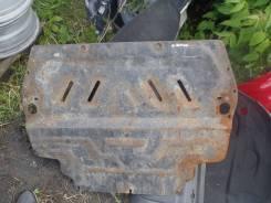 Защита двигателя железная. Volkswagen Golf