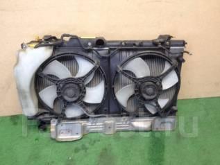 Радиатор охлаждения двигателя. Subaru Legacy, BHC, BHE, BES, BH5, BHCB5AE, BE5, BH9, BE9 Subaru Impreza, GGC, GGB, GGA, GD9, GG9, GD3, GD2, GG3, GG2...