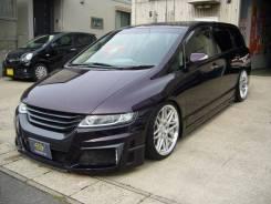 Honda Odyssey. автомат, передний, 2.4, бензин, 88 000 тыс. км, б/п, нет птс. Под заказ