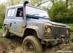 Шноркель. Land Rover Defender. Под заказ