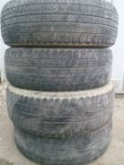 Bridgestone Blizzak Revo GZ. Всесезонные, 2010 год, износ: 80%, 4 шт