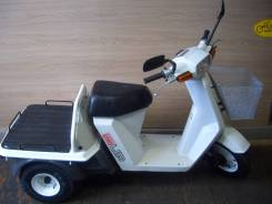 Honda Gyro Up. 50 куб. см., исправен, без птс, без пробега