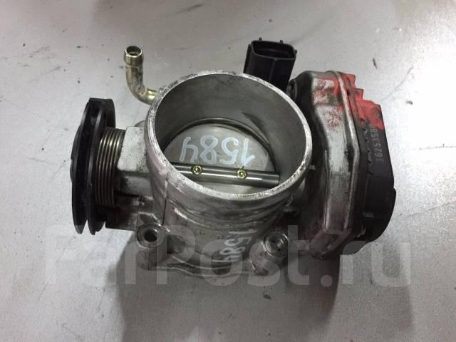 Заслонка дроссельная. Chevrolet Epica, V250 Двигатели: LBK, LBM, LF3, LF4, X, 20, D1, 25