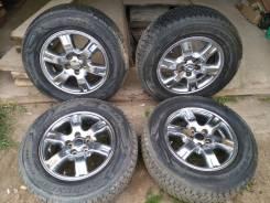 Комплект колес с зимней резиной Dunlop 215/70 R16. x16 5x114.30