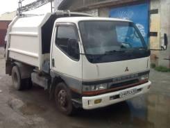 Mitsubishi Canter. Продам мусоровоз митсубиси Кантер, 4 600 куб. см.