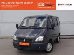 ГАЗ 2217 Баргузин. ГАЗ 2217 Соболь, 2 890 куб. см., 7 мест