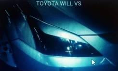 Накладка на фару. Toyota WiLL VS, ZZE127, ZZE129, ZZE128, NZE127 Двигатели: 2ZZGE, 1NZFE, 1ZZFE