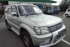 Кузов Целый Голый на Toyota Land Cruiser Prado