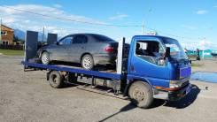 Mitsubishi Canter. Митсубиси Кантер 1995г, 4 600 куб. см., 4 000 кг.