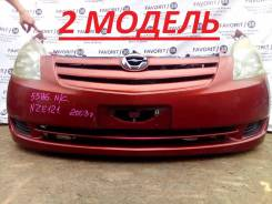 Ноускат. Toyota Corolla Spacio, ZZE122, ZZE124, ZZE124N, ZZE122N, NZE121N, NZE121
