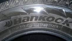 Hankook. Зимние, шипованные, 2012 год, износ: 5%, 4 шт