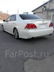 Накладка на бампер. Toyota Crown, GRS180, GRS181, GRS182, GRS183, GRS184