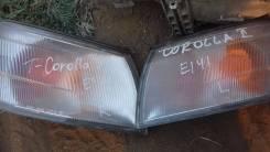 Габаритный огонь. Toyota Corolla 2, EL41, EL51 Toyota Corolla II, EL41, EL51