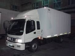 Foton BJ1093. Foton Auman BJ 1093, 2012 Омск, 4 000 куб. см., 6 500 кг.