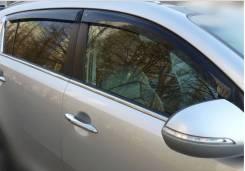 Ветровик на дверь. Kia Sportage, QL Двигатели: G4NA, G4FJ, D4HA, GAMMA, 1, 6, TURBOGDI. Под заказ