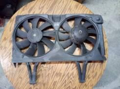 Вентилятор охлаждения радиатора. Mercedes-Benz E-Class, S210, W210