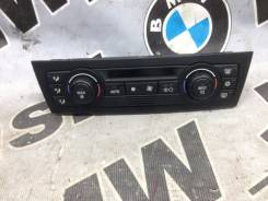 Блок управления климат-контролем. BMW 1-Series, E81, E82, E88, E90, E91, E92, E93