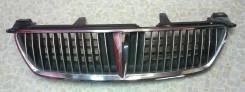 Решетка радиатора. Nissan Bluebird Sylphy, QNG10, TG10, FG10, QG10 Двигатели: QG18DE, QR20DD, QG15DE