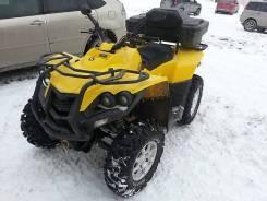 Stels ATV 800D. исправен, есть птс, с пробегом. Под заказ