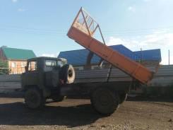 ГАЗ 66. Газ 66, 4 500 куб. см., 3 500 кг.